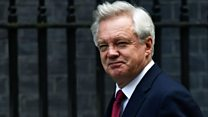 David Davis: PM's speech was not a 'threat'
