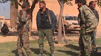 تركيا وأمريكا تدرسان إقامة منطقة آمنة في سورية
