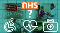 How do you meet the NHS's funding demands?