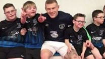James McClean pitches in for kids with Down's syndrome