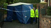 Mother and son fatally stabbed in Stourbridge house