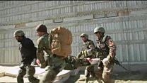 مأموریت سخت قوای امنیتی افغانستان در سال جدید