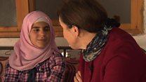ဆီးရီးယား ဒုက္ခသည် အရေအတွက်တိုးလာ