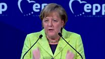 Merkel: Make effort for Europe we love