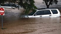 Queensland flooding forces evacuations