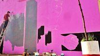 काठमाण्डु ट्रेनालेमा प्रयोगात्मक कला