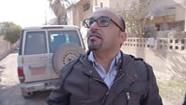 BBC journalist returns to home town of Mosul