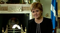 FM to 'move forward' on indyref2