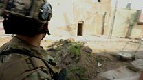 Daawo: Dagaalka Mosul oo galay marxad adag