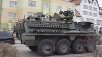 Бронекавалерия США в Польше: долго запрягает, быстро ездит