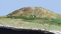 3D laser maps aim to protect Welsh islands