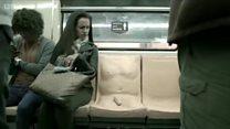 墨西哥地鐵的「陽具座位」