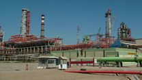 oاختلاف بین ایران و هند بر سر یک میدان گازی