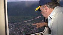 コロンビア土石流 大統領が非常事態宣言