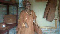 Nguo zinazoshonwa kwa kutumia miti Burundi