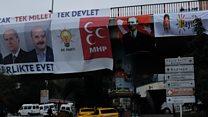 Trabzon'da referandum izlenimleri