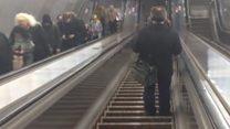 Вибух в метро Санкт-Петербурга: перші кадри