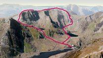Digital map of UK offers stunning views