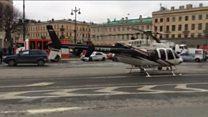 ТВ-новости: взрыв в метро Санкт-Петербурга, реакция властей и первые версии