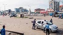"""Journée """"ville morte"""" en RDC"""