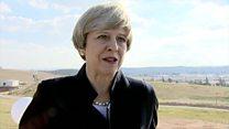 سفر ترزا می به اردن و عربستان برای تحکیم روابط بریتانیا با این دو کشور