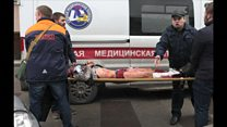 دادستانی روسیه: حمله متروی سن پترزبورگ تروریستی  بوده