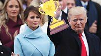 トランプ米大統領、勝つのに飽きた?