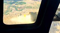 """Повітряні рейди на Мосул: бойовики за """"живим щитом"""""""