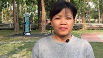 Cô dâu gốc Việt làm cố vấn cho TT Đài Loan