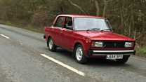 The Lada owner who'd turn down a Ferrari