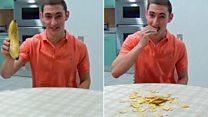 De un plátano a muchos platanitos: los increíbles y divertidos efectos visuales de 2venezolanos