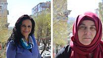 Tekstil'de çalışan iki sendikalı kadının referanduma bakışı