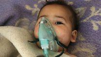 İdlib'de kimyasal saldırı şüphesi