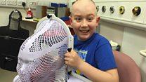 £425k raised for boy's cancer treatment