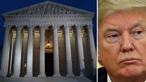 How Trump can transform US court system