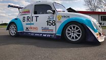 Team BRIT: From military to motorsport