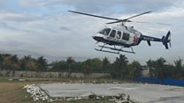 Haiti Air Ambulance: Responding to a 'nightmare'
