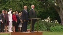 اشرف غنی در سفر به استرالیا: مبارزه با تروریسم نیازمند مشارکت کشورهاست