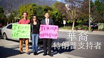 中美关系不稳,美籍华人为何还支持特朗普?