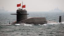 泰国海军从中国购买三艘潜艇