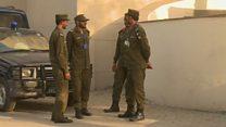 پنجاب پولیس کی نئی وردی