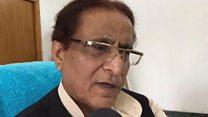 UP story Azam Khan