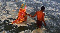ศาลอินเดียได้รับรองสถานะให้ธารน้ำแข็งเป็น 'บุคคลที่มีชีวิต'
