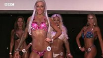 A journey from anorexia to bodybuilder