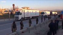 """Дальнобойщики в Дагестане: """"У нас нет другого выхода"""""""