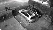 CCTV reveals mystery of unemptied bin