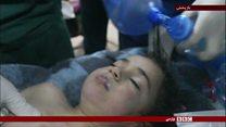 خشم جامعه جهانی از حمله شیمیایی در ادلب سوریه