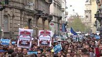 Орбан против Сороса: почему может закрыться ЦЕУ