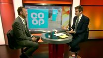 Co-op Group boss looks at new markets