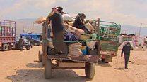 الجيش اللبناني يطلب من آلاف اللاجئين السوريين إخلاء خيمهم